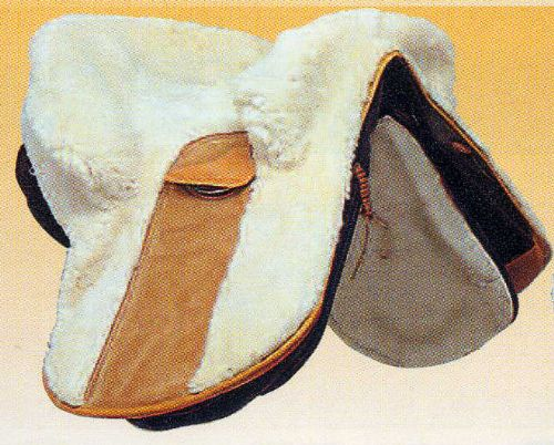 Special Offer Sheepskin saddle cover for Zaldi  Mixta